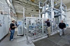 Első ízben táplál be egy Power-to-Gas-rendszer a németországi földgázhálózatba