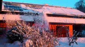 Téli üzemfenntartási szolgálat a napelemes rendszereken