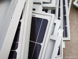 PV újrahasznosítás