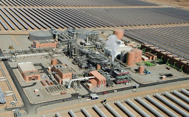 Így működik a világ legnagyobb naperőműve