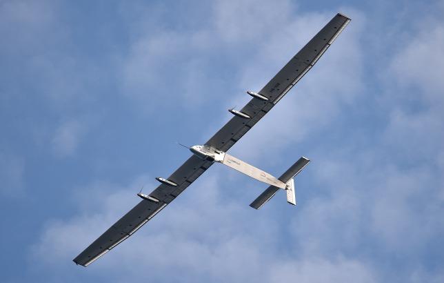 Továbbindult Oklahomába a napelemes repülőgép