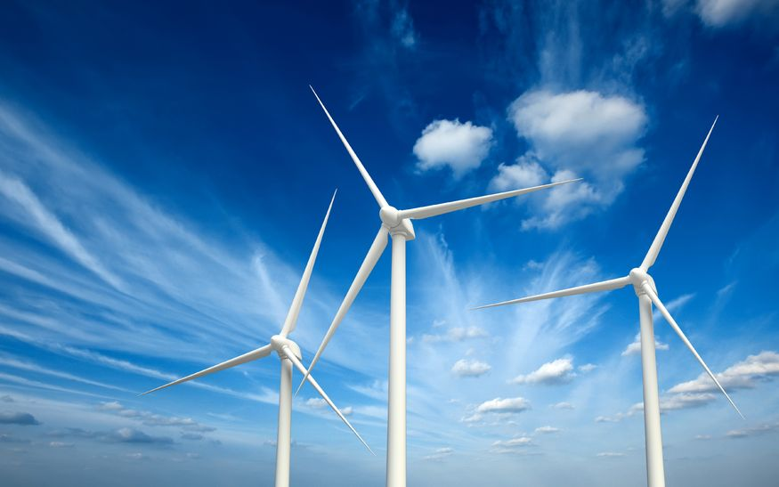 Hendikeppel indulunk szélenergiában