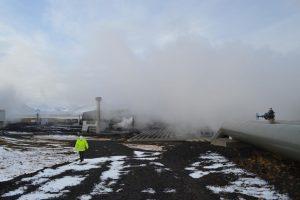 A hagyományos vulkáni termálkutaknál sokkal több energia nyerhető